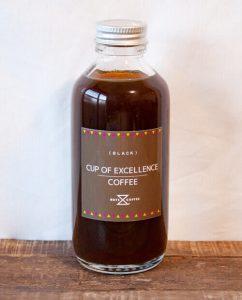 ナッツアンドコーヒーのカップオブエクセレンスコーヒー